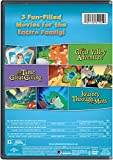 The Land Before Time II-IV 3-Movie Family Fun Pack (The Great Valley Adventure / The Time of the Great Giving / Journey Through the Mists)