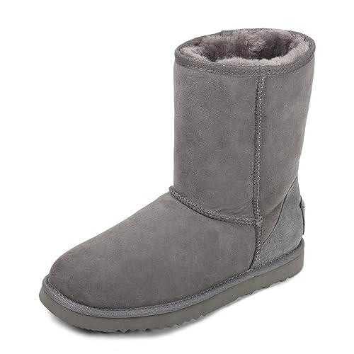2607798ff6f Ausland Australia Women's Classic Sheepskin Snow Boots