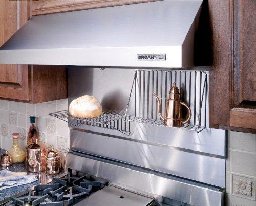 Amazon.com: Broan RMP3604 Backsplash, 36-Inch, Stainless Steel: Home  Improvement