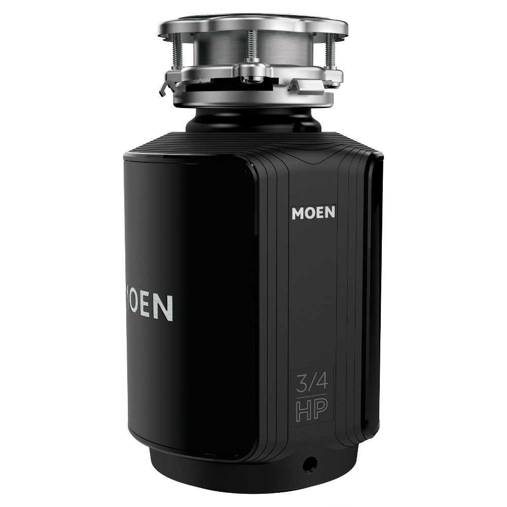 Moen GXS75C GX Series 3/4 hp Garbage Disposal