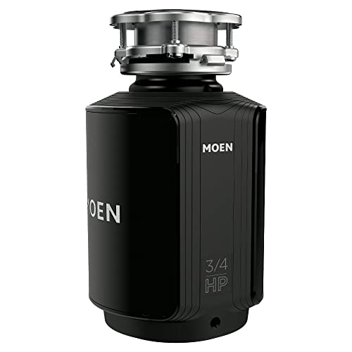 Moen Gxs75c Gx Series 3/4 Horsepower Garbage Disposal