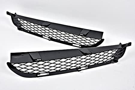 BMW X5/E53/2003/ /2006/LCI frontal Rejillas superior Paragolpes Malla Par Original OEM
