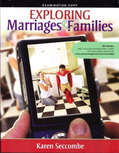 Exploring Marriages & Families - EXAMINATION COPY (2012-05-03)