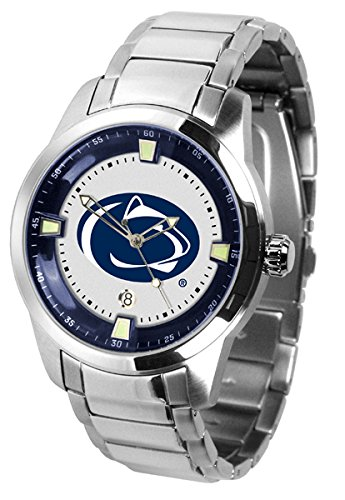 Penn State Nittany Lions Titan Steel Men's Watch