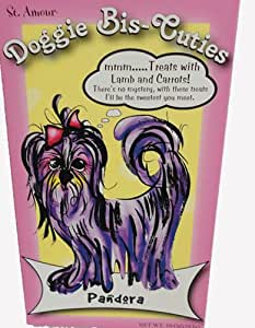 Dog Treat, Pandora, Shih Tzu, Lamb and Carrots, 10 Ounce
