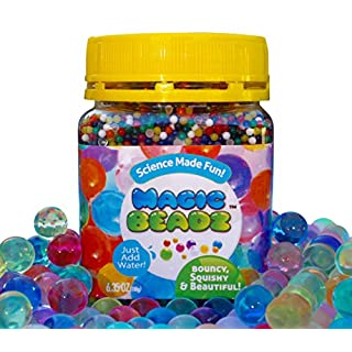 Magic Beadz - Jelly Water Beads Grow Many Times Original Size - Fun for All Ages - Over 20,000 Beads