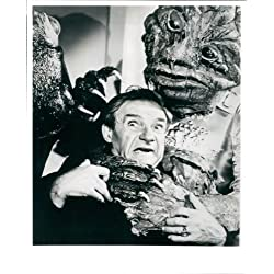 Jonathan Harris Lost In Space With Monster 8X10 Photo
