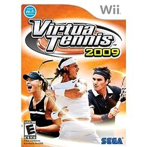 Virtua Tennis 2009 - Wii Standard Edition
