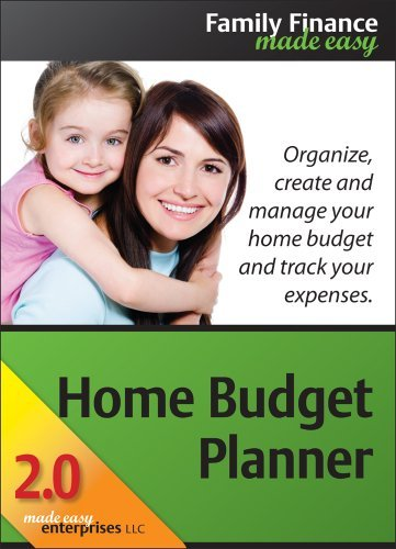 Home Budget Planner 2.0 for Mac [Download] by Made Easy Enterprises LLC