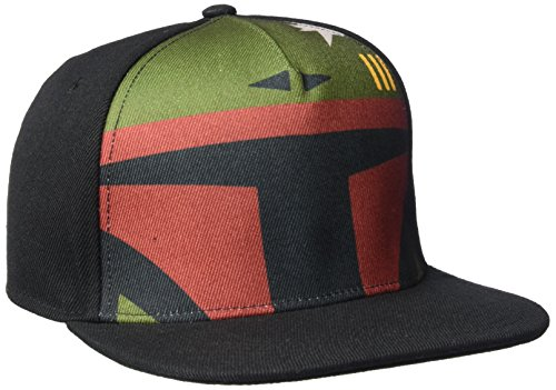 star-wars-mens-boba-fett-adjustable-baseball-cap-olive-one-size