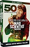 Mad Scientist Theatre - 50 Movie MegaPack - DVD+Digital