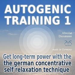 Autogenic Training 1