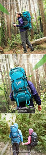 8a044b9679 TOPSKY Unisex Outdoor Sports Mountaineering Travel Waterproof ...