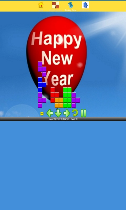 Happy New Year Game Free