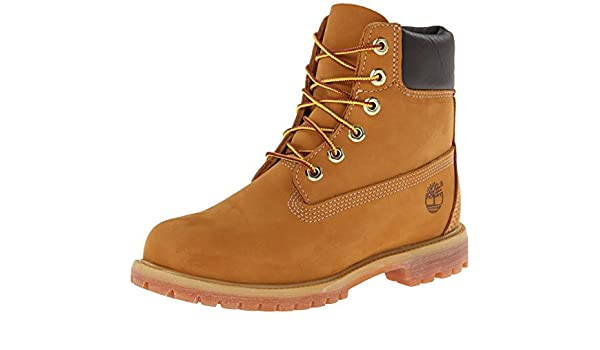 Timberland 6 In Premium Waterproof (Wide Fit), Botines para Mujer: Amazon.es: Zapatos y complementos
