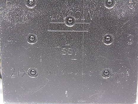 Lincoln SSV-3 Metering Lubricator 3-Adjustments