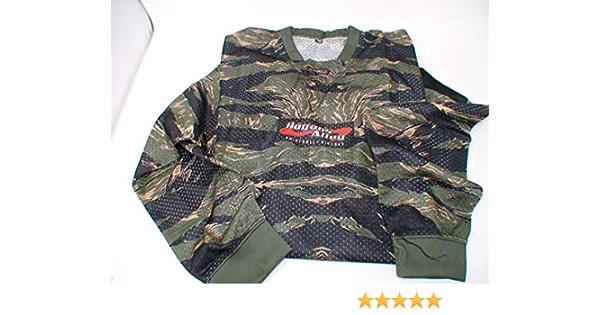 Tiger Stripe camo Coupe-vent veste paintball