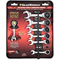 Gear Wrench 7-Pc. Stubby Wrench Set