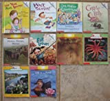 img - for Rookie Readers: Set of 10 Books (Eat Your Peas, Louise ~ Wait Skates ~ Life in a Pond ~ Texas ~ Stars of the Sea ~ Spiders Are Not Insects ~ Giggle Belly ~ One Happy Classroom ~ Horses, Horses, Horses ~ Fall Leavesom) book / textbook / text book