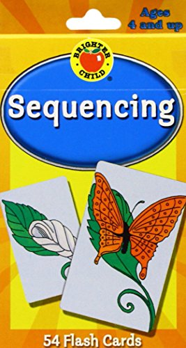 Sequencing Flash Cards (Brighter Child Flash Cards)
