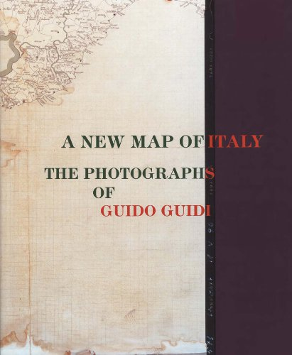 Italy Photograph - A New Map of Italy (The Photographs of Guido Guidi)