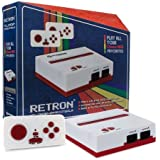 Retron 1 NES System - Red/White