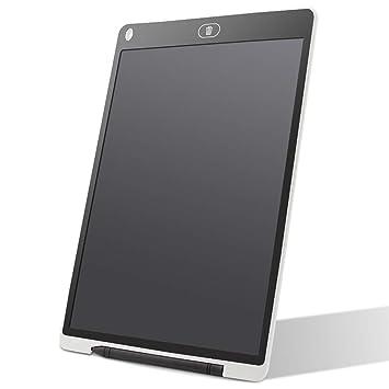 Yike-Pizarra electronica 12 Pulgadas LCD Tablero de ...