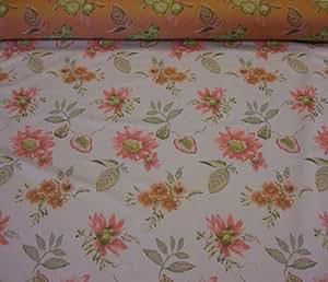 Flora -Tela de tapicería, cortinas, decoración - Por metro ...