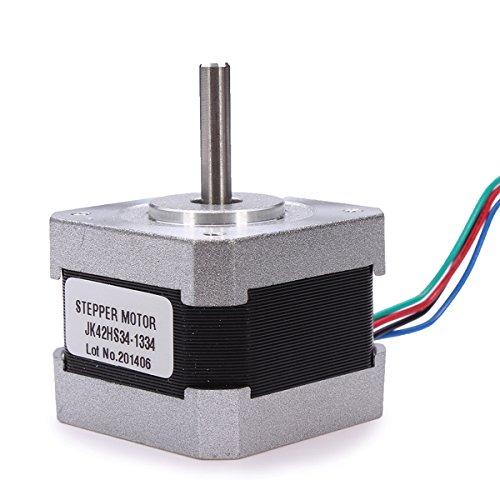 LEEPRA JKM NEMA17 Hybrid Stepper Motor 2 Phase 1.8 For CNC Router by LEEPRA (Image #4)
