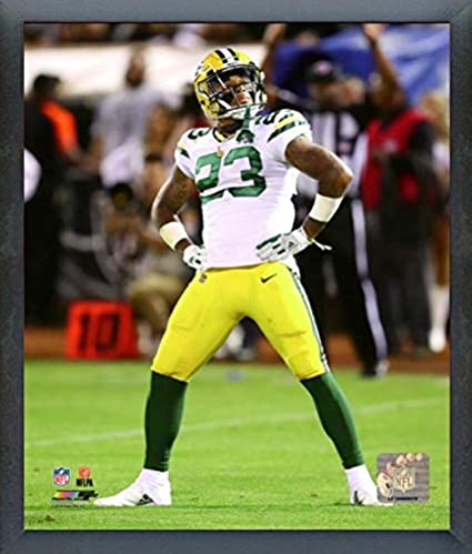 check out 4c801 9e1d4 Amazon.com: Jaire Alexander Green Bay Packers 2018 Action ...