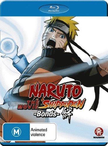 Naruto Shippuden - The Movie 2 - Bonds [NON-USA Format / Region B Import - Australia]