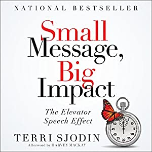 Small Message, Big Impact Audiobook