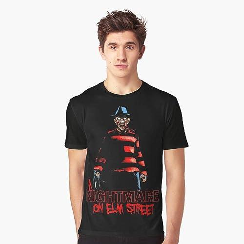 A A  Nightmare on Elm Street FROTdy Krueger Movie Halloween 9e2b37