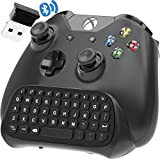 Ortz-Xbox-One-Chatpad-Keyboard-KeyPad-with-HeadsetAudio-Jack-Best-for-Wireless-Chat-Built-in-USB-Receiver-for-Xbox-One-Game-Controller-Easy-Sync-with-your-Controller