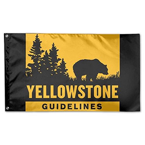 Yellowstone National Park Garden Flag&Decorative Flag For We