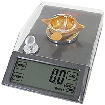 Lyman Products Pro-Touch 1500 Desktop Reloading Scale from Lyman Products