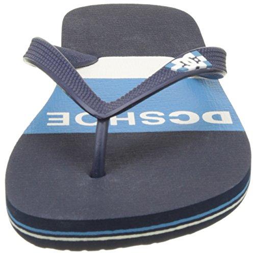 Azul Para yellow Graffik Spray Shoes Hombre Xbby Dc blue blue Chanclas OzqYBPxI