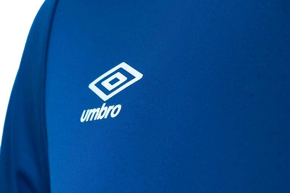 Umbro Fw Vee Training Pull de Sport pour Homme XXL TW Bleu Roi