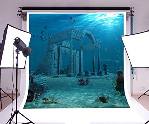 Atlantis Camera Underwater - 3