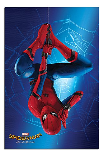 Spider-Man Homecoming Just Hanging Poster Maxi - 91.5 x 61cm