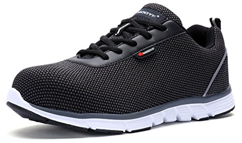 Modyf Men's Brode Steel-Toe Work Shoe