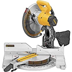 DEWALT DW715 15-Amp 12-Inch Compound Miter Saw Reviews