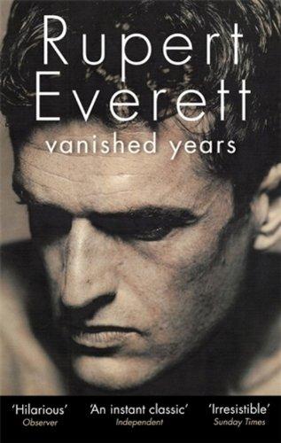 """""""Vanished Years"""" av Rupert Everett"""