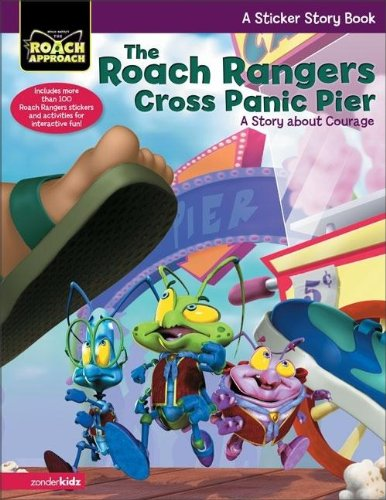 The Roach Rangers Cross Panic Pier: A Story about Courage (Bug Rangers) pdf