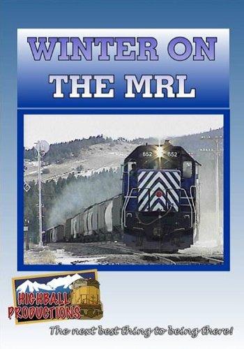 Links Highball - Winter on the MRL - Montana Rail Link [DVD] [1997]