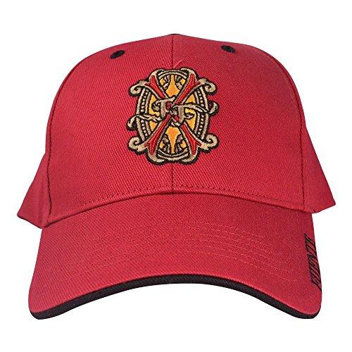 Arturo Fuente Opus X Logo Hat - Red (Strap Opus)