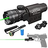 Best Laser sights - Feyachi Tactical Green Laser Sight 532nm with Picatinny Review