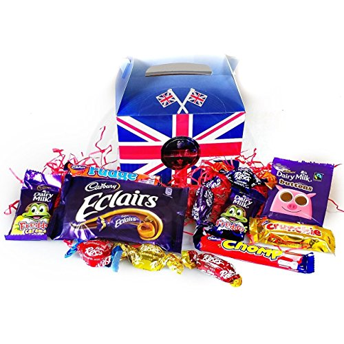 Cadbury British Chcolate Treasure Box