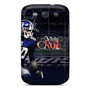 VIVIENRowland Samsung Galaxy S3 Perfect Hard Cell-phone Case Unique Design Lifelike New York Giants Pictures [XFV4658GIEL]