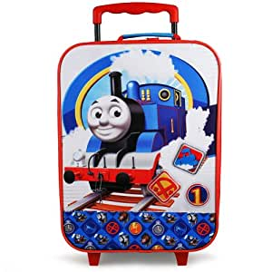 Amazon Com Thomas And Friends Rolling Luggage Case Hero